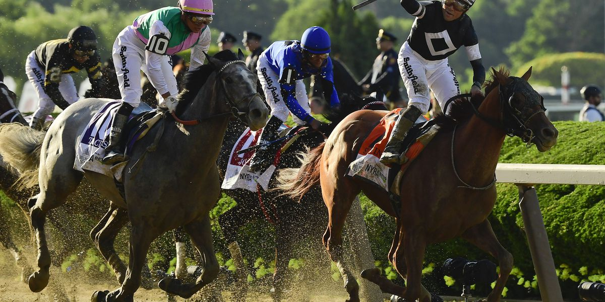 Belmont set for June 20 without fans, leads off Triple Crown